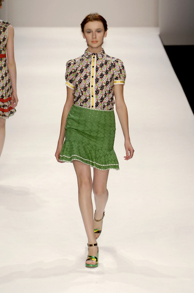 Eley Kishimoto at London Spring 2006