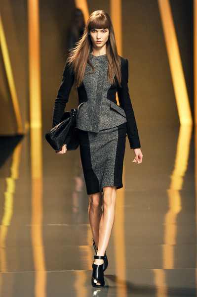 Elie Saab at Paris Fall 2012
