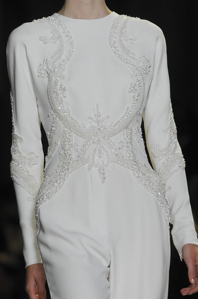 Elie Saab at Couture Spring 2013 (Details)