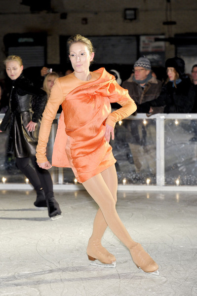 Elise Øverland at New York Fall 2011