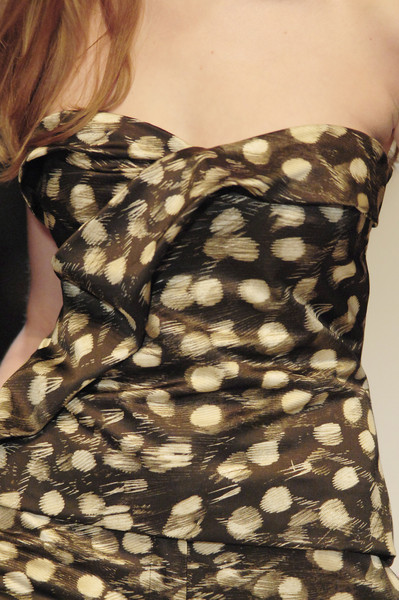 Emanuel Ungaro at Paris Fall 2010 (Details)