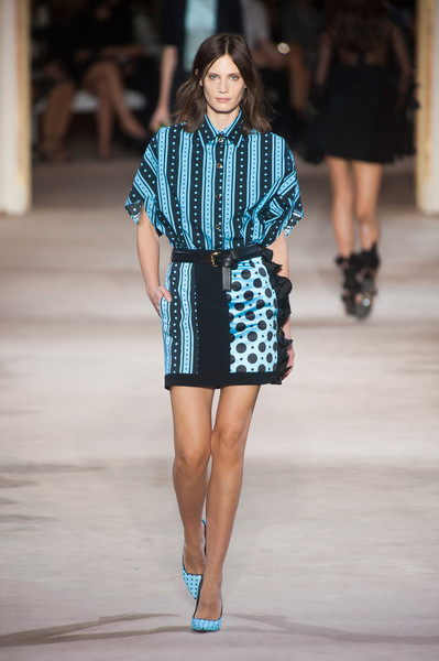 Emanuel Ungaro at Paris Spring 2014