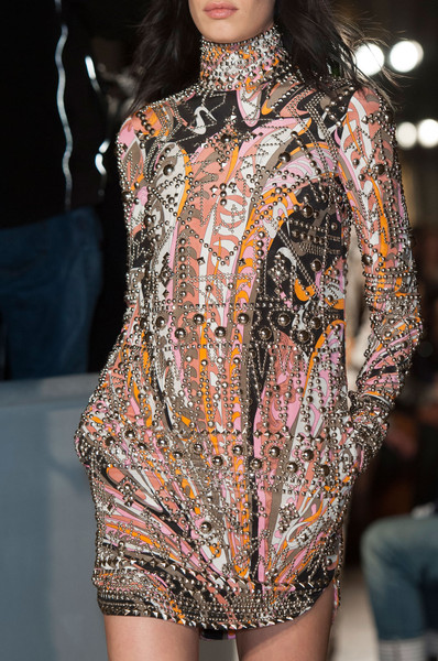 Emilio Pucci at Milan Fall 2014 (Details)