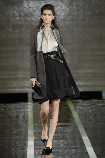 Emporio Armani at Milan Fall 2006