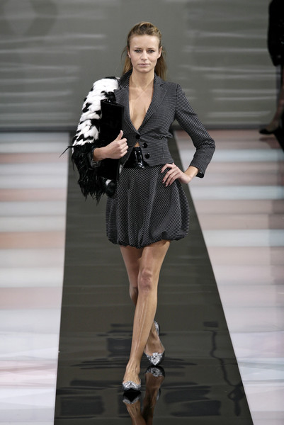 Emporio Armani at Milan Fall 2007