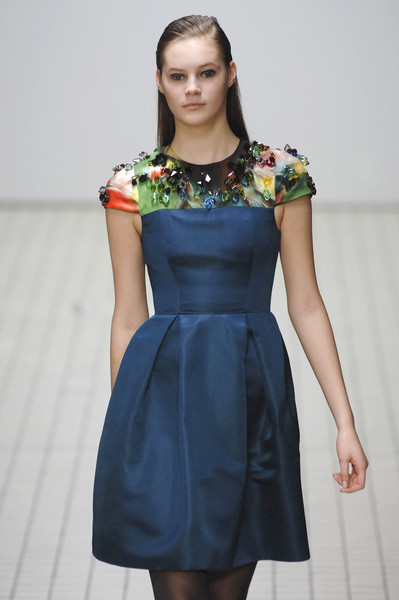Erdem at London Fall 2008