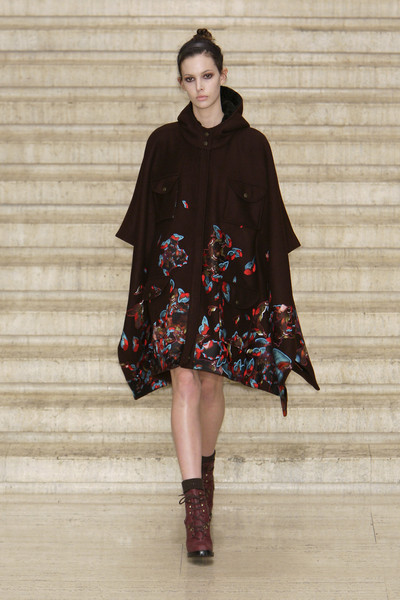 Erdem at London Fall 2010