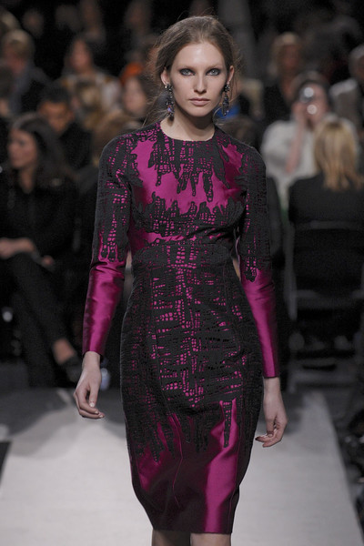 Erdem at London Fall 2011