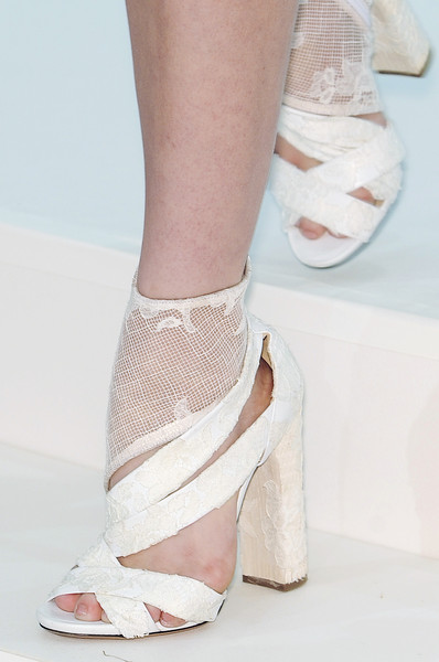 Erdem at London Spring 2011 (Details)