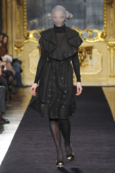 Erkan Coruh at Milan Fall 2011