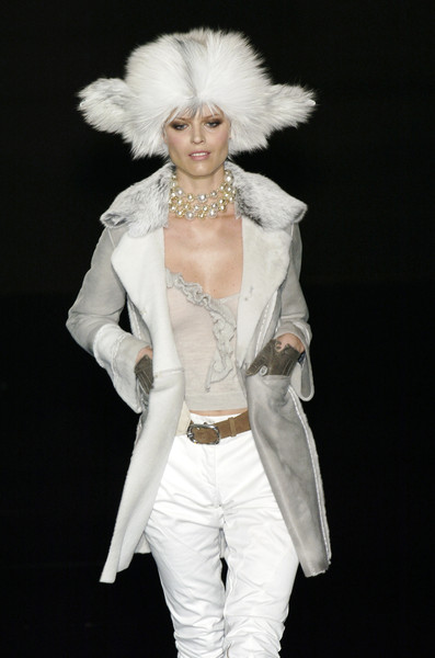 Ermanno Scervino at Milan Fall 2004