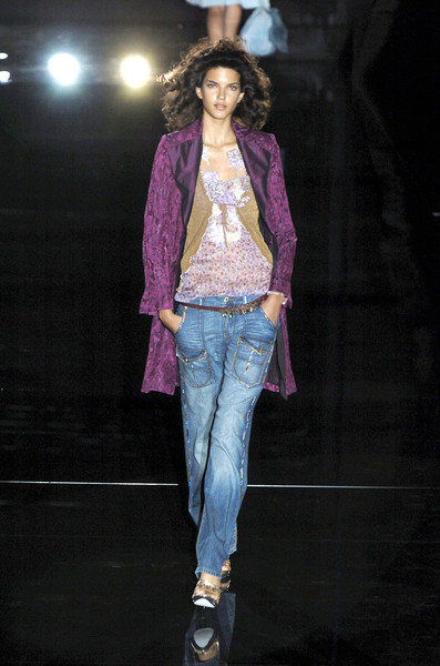 Ermanno Scervino at Milan Spring 2005