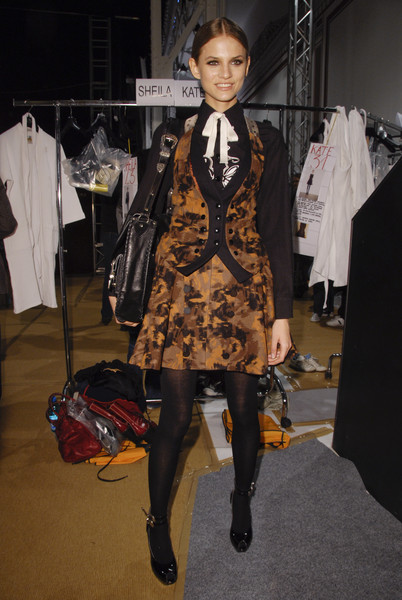 Etro Fall 2008 - Backstage