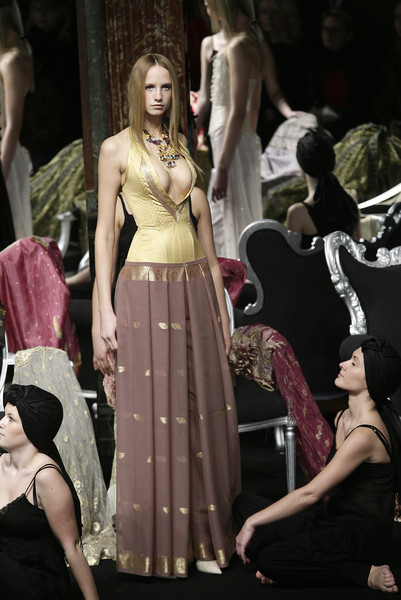 Eymeric François at Couture Spring 2007