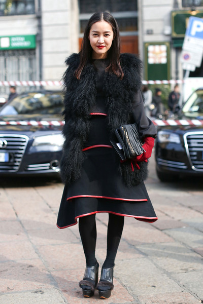 Milan Fashion Week Fall 2013 Attendees