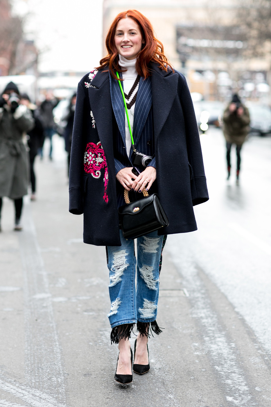 Taylor Tomasi Hill's Street Style
