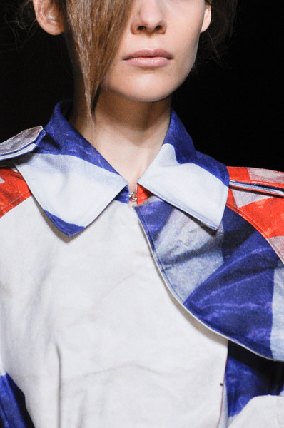 Fashion East Spring 2013 - Details