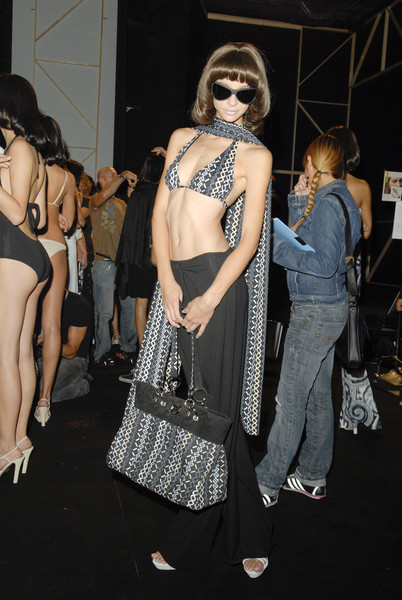 Fisico Spring 2008 - Backstage