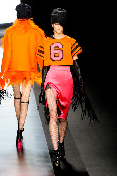 Frankie Morello Fall 2012