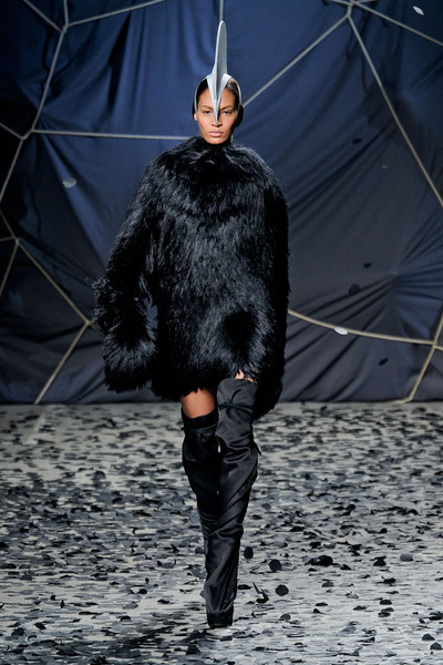 The Most Bizarre Runway Looks from Fall 2012