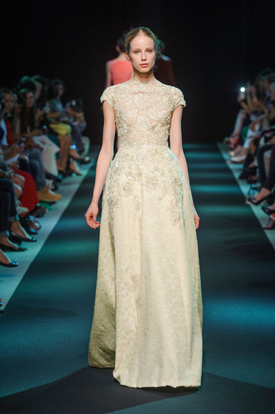Georges Hobeika's Pastel Yellow