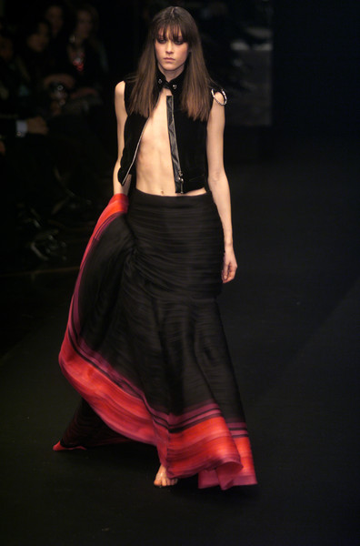 Gianfranco Ferré Fall 2001