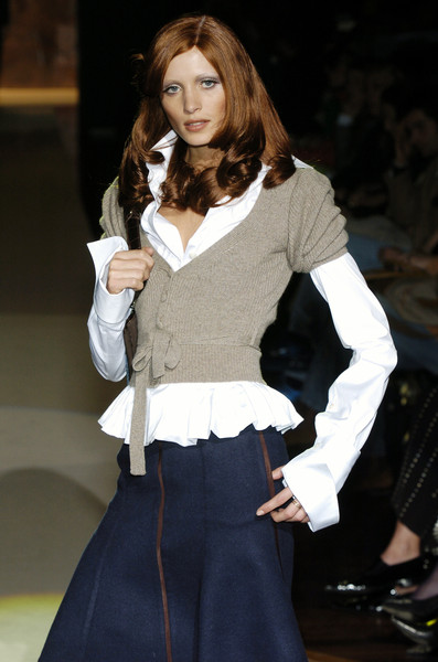 Gianfranco Ferré Fall 2004
