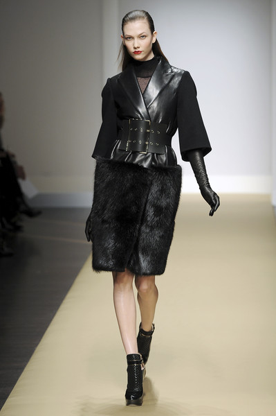 Gianfranco Ferré at Milan Fall 2010