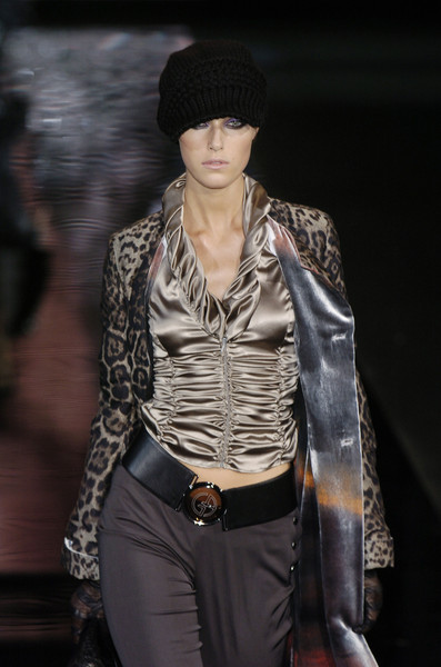 Giorgio Armani at Milan Fall 2004