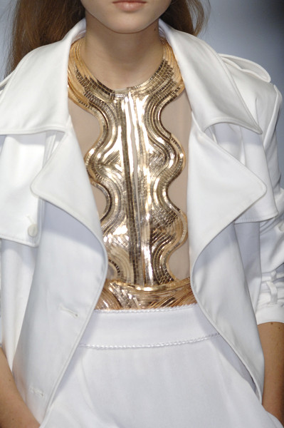 Givenchy at Paris Spring 2007 (Details)