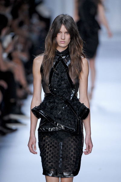Givenchy at Paris Spring 2012