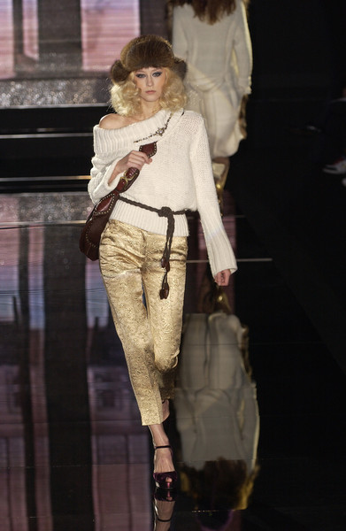 Guerriero at Milan Fall 2005