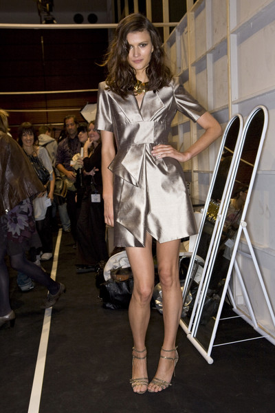 Guy Laroche Spring 2009 - Backstage