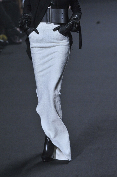 Haider Ackermann Fall 2011 - Details