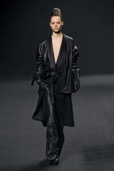 Haider Ackermann Fall 2011