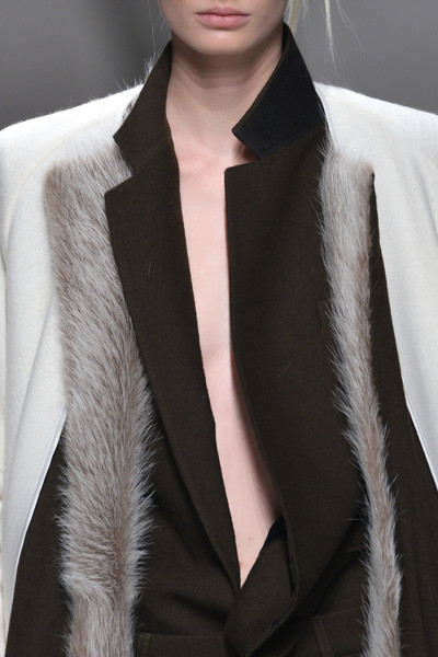 Haider Ackermann Fall 2013 - Details