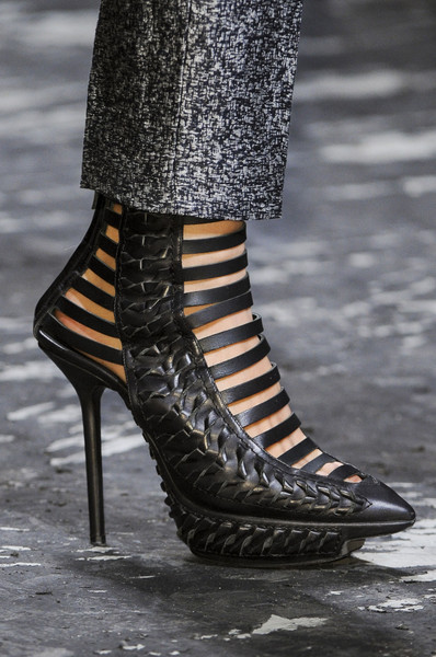 Haider Ackermann at Paris Spring 2013 (Details)