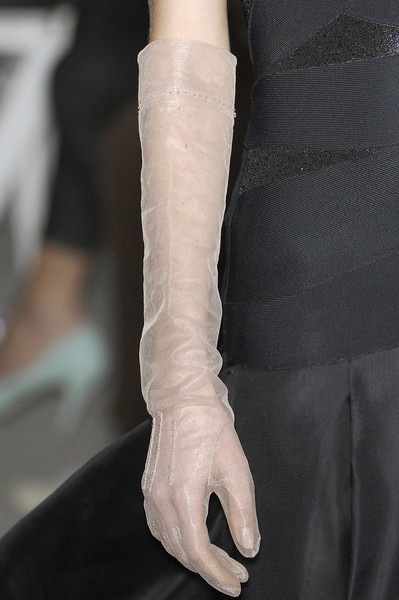 Hervé Léger by Max Azria at New York Fall 2008 (Details)