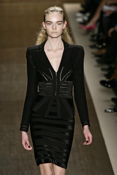 Hervé Léger by Max Azria at New York Fall 2009