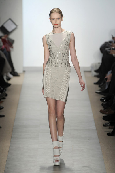 Hervé Léger by Max Azria Fall 2010