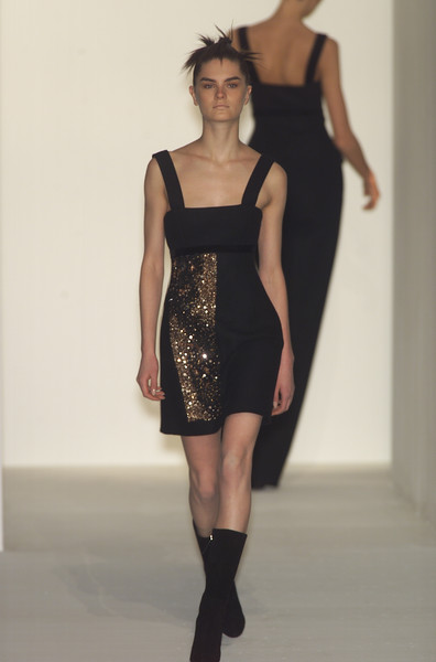 Hugo Boss Fall 2001