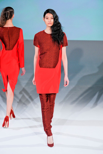 Hussein Chalayan at Paris Fall 2012