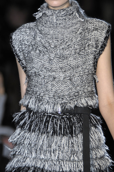 Iceberg at Milan Fall 2010 (Details)