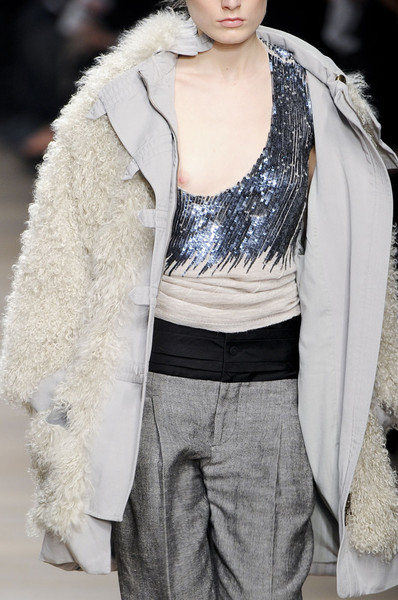 Iceberg at Milan Fall 2011 (Details)
