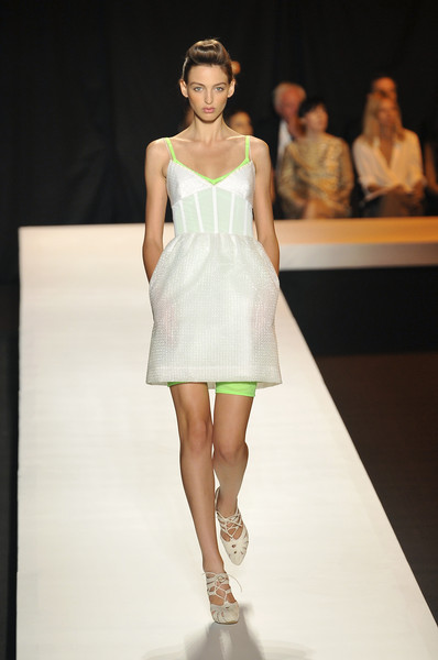 Isaac Mizrahi at New York Spring 2009
