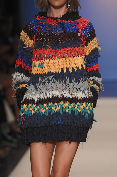 Isabel Marant at Paris Spring 2012 (Details)