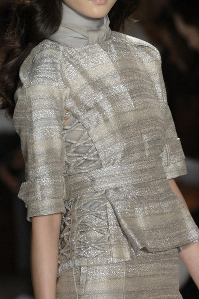 J. Mendel at New York Spring 2008 (Details)
