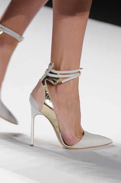 J. Mendel at New York Spring 2013 (Details)