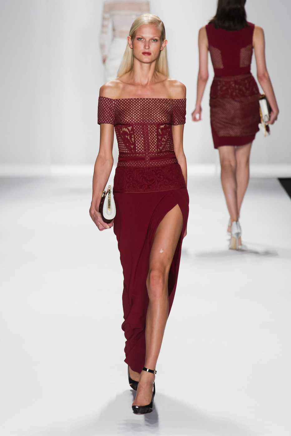 New York Fashion Week Spring 2014, J. Mendel