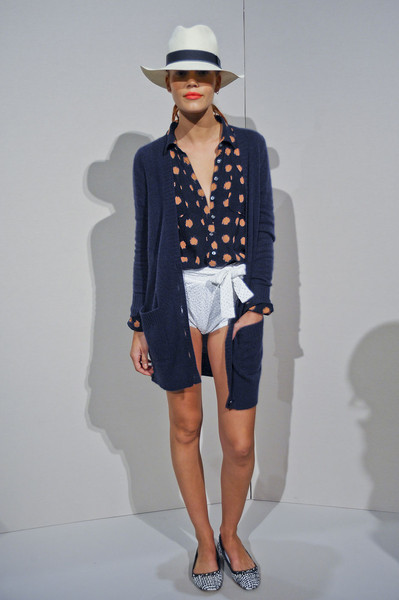 J.Crew at New York Spring 2012